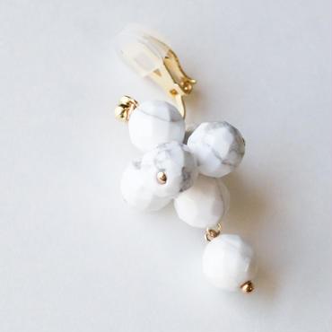 FLUI Earring WHITE