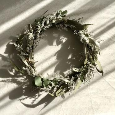 Serapis Bey wreathe