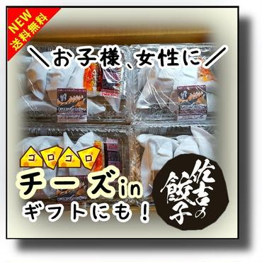 ❆チーズ冷凍餃子 地方発送☆10個 ×4パック☆