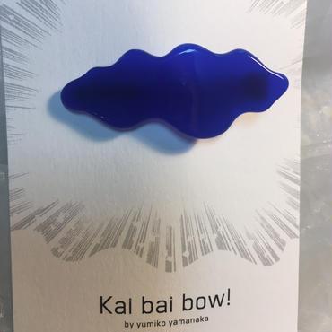 kai bai bow! ワカメヘアクリップ