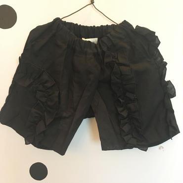unionini  frill short pants