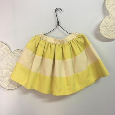 ZoZIO  border  skirt