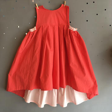 folk  made   ☆  tail wind dress   Ssize