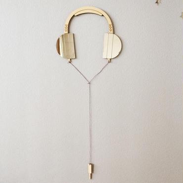 headphones mirror