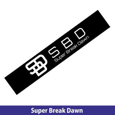 Super Breake Dawn  マフラータオル