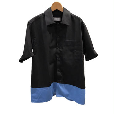AMI Alexandre Mattiussi - Color Block Shirt