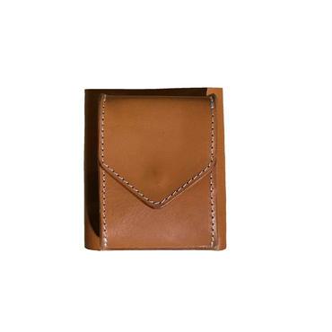 Hender Scheme - trifold wallet natural