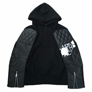 JUNYA WATANABE MAN COMME DES GARCONS  × THE NORTH FACE DAFFLE BAG リメイク フーディ
