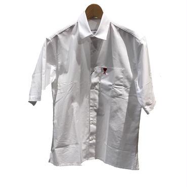 AMI Alexandre Mattiussi - Short Sleeve Shirt WH