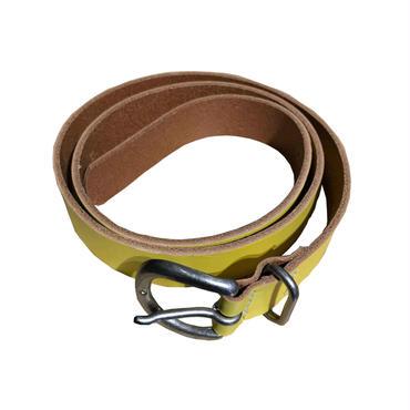 Hender Scheme - tanning belt yellow