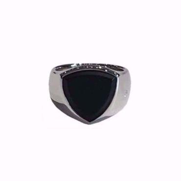 TOM WOOD Shield Black Onyx