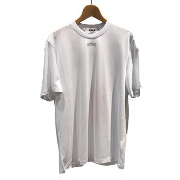 MSGM - College Logo T-Shirt   XS
