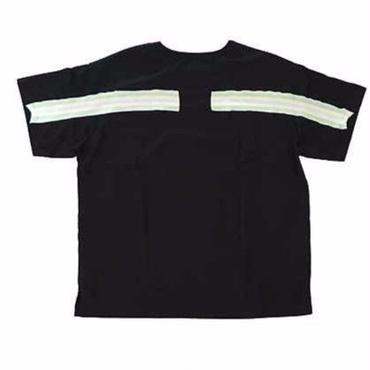 FACETASM  リブBIG Tーシャツ 黒