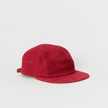 Hender Scheme - water proof pig jet cap red