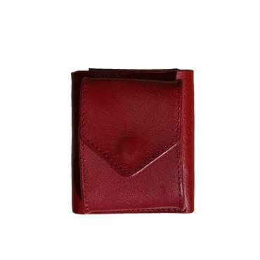 Hender Scheme - trifold wallet red