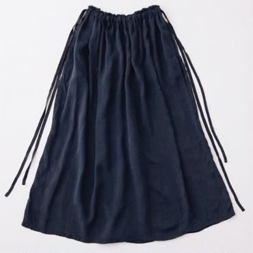 Silk skirt single