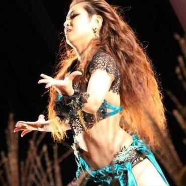 5月13日USHAスペシャルWS~レゲトンでベリーダンスを~