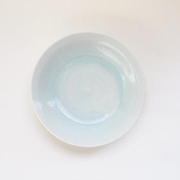青釉六寸皿