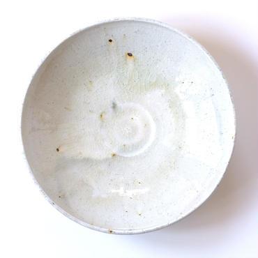 淡黄八寸深皿