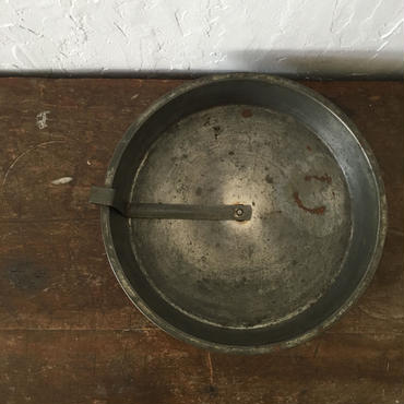 ▲送料無料 ヴィンテージ スライダー付き  パイ皿 vintage pie plate antique