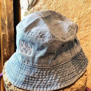 DENIM HAT / blue