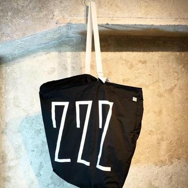 NUMBER BAG / black