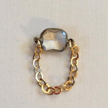 My tears chain ring
