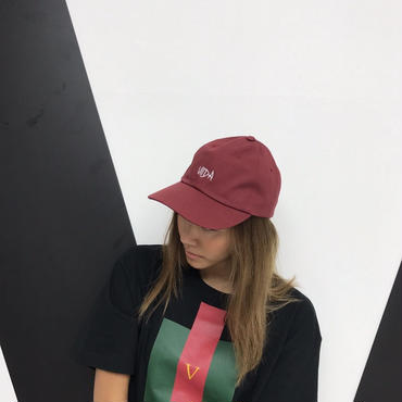 ViiDA  CAP(Burgundy)
