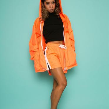 Summerナイロンセットアップ(orange)