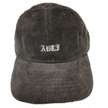 ANTI CAP(charcoal)