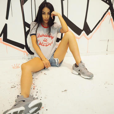 ViiDA  CLUB Tee(gray)