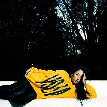 ViiDAロゴスウェット(yellow)