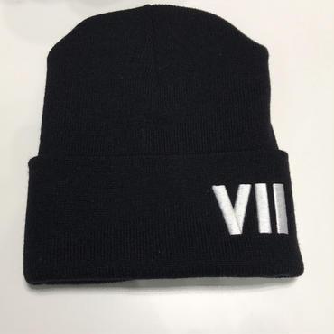 VIIビーニー(black)