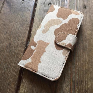 USMC Hunter Duck Camo  iPhone6/6s, 7 & 8 Case, Beige