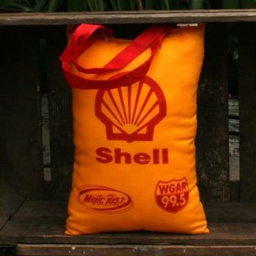 Shell Tote Bag Pillow