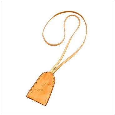 キーケース メンズ レディース 本革 革 キーカバー キーホルダー ネックレス 星スタンピング 日本製 20171222B