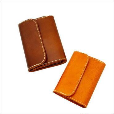 財布 メンズ レディース シュリンクレザー 三つ折りウォレット(財布) 10003274