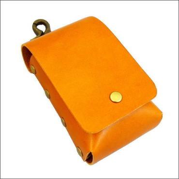 ヒートスティック型タバコ レザー iQOS ケース アイコスケースレザー アイコスケース革 iqosケース CAMEL 本革 日本製 ハンドメイド 10007386
