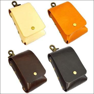 ヒートスティック型タバコ レザー iQOS ケース アイコスケースレザー アイコスケース革 iqosケース 本革 日本製 ハンドメイド 10007510
