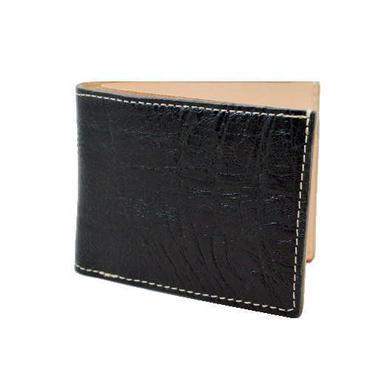 オーストレッグ (ダチョウの足の革)ウォレット(二つ折財布)  10005202