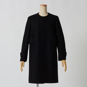 ウールコート(ブラック)
