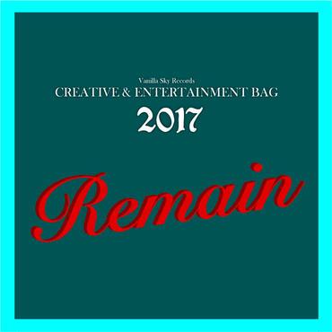 [間もなく終了]Remain:VSR Creative&Entertainment Bag 2017