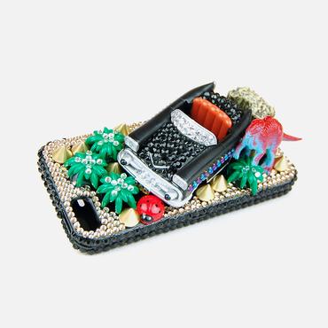 デコモノ8(携帯カバー)