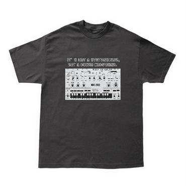 【抜染】隠れた名シンセ202クローンTシャツ