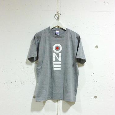 ONE-Tシャツ(gray/ベーシック)