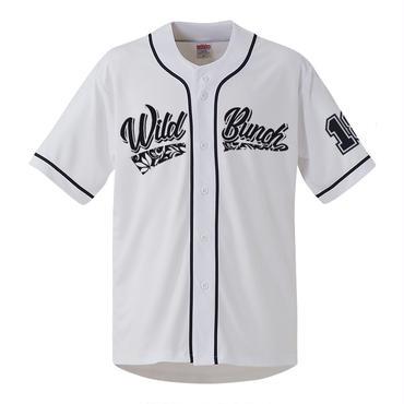 ベースボール Tシャツ 【ホワイト×ネイビー /ブラック×ホワイト】