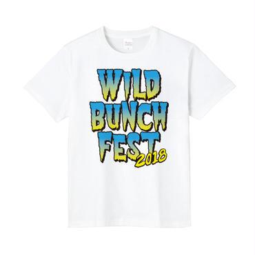 メルト Tシャツ 【ホワイト/ブラック】