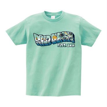バンチビーチ Tシャツ【アイスグリーン/ライトパープル/ライトピンク】