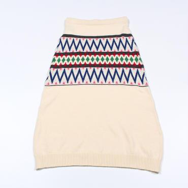 <70-45001>WILLOW ジャガードスカート (WOMAN)
