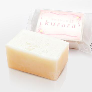 北海道産クリーミー馬油石鹸